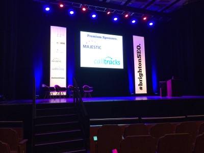 brighton seo 2014 main stage