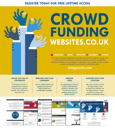 Crowd Funding Websites image
